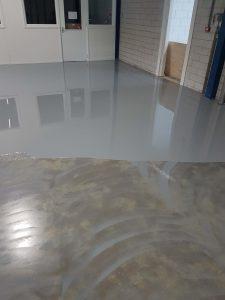 betoncoating vloer reiniging en onderhoud