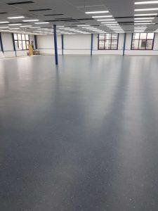 betoncoating reiniging en onderhoud