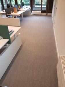tapijtvloer onderhoud en reiniging